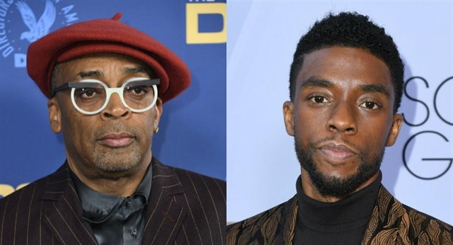 Spike Lee Chadwick Boseman