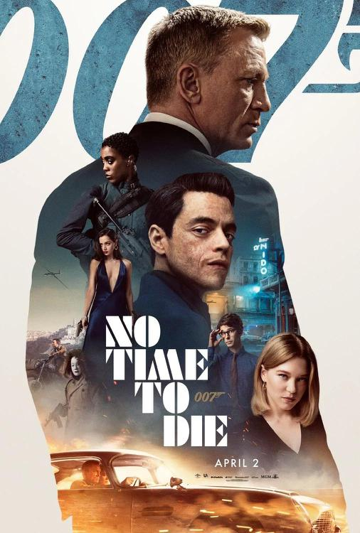 no_time_to_die POSTER