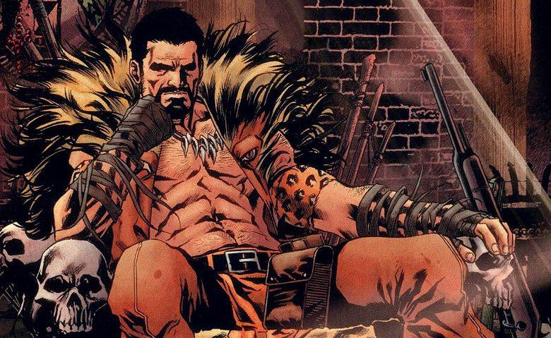 Kraven-The-Hunter-Spider-Man-Marvel
