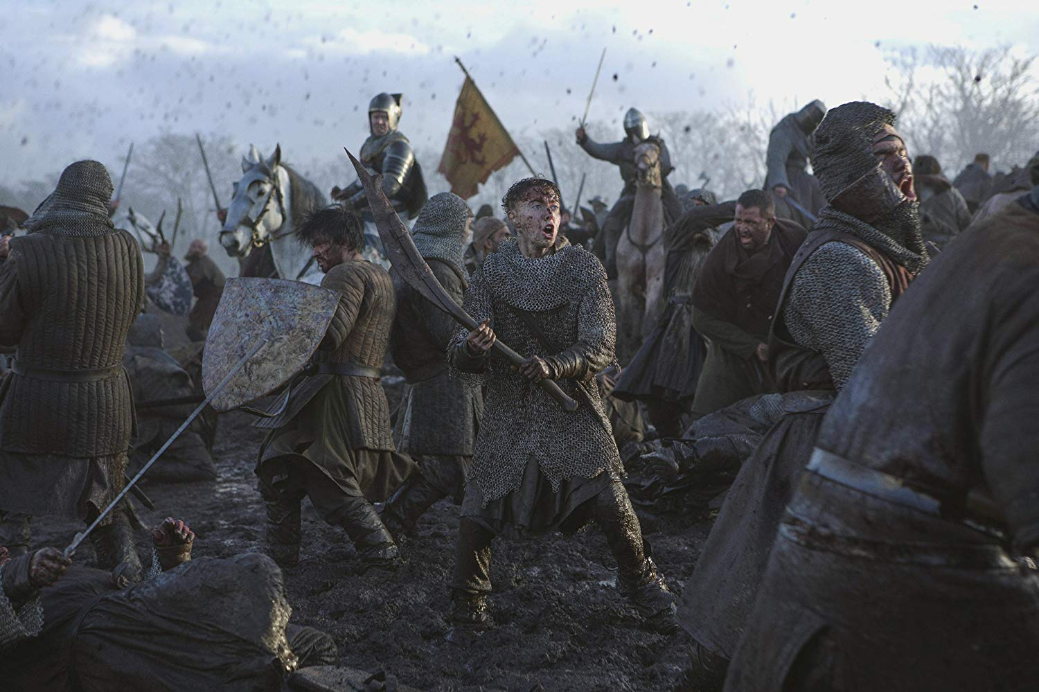 Outlaw King - War