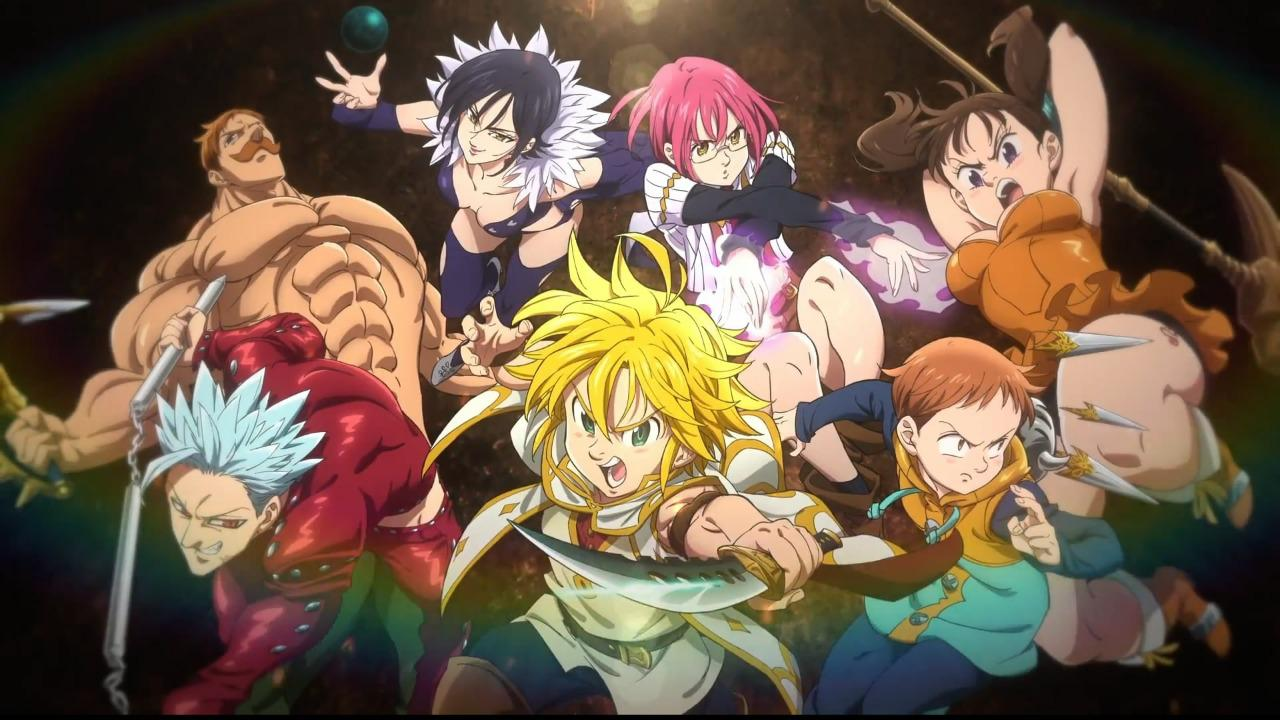 The Seven Deadly Sins_ Anger's Judgement