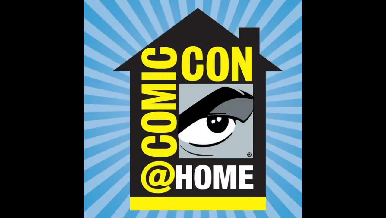 San Diego Comic Con Online 2020