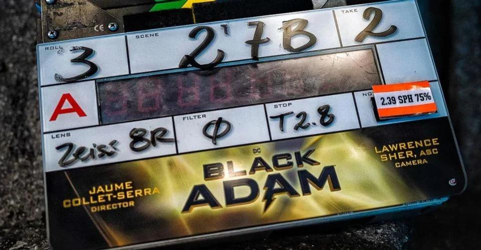 Black-Adam-Production-Start-Header