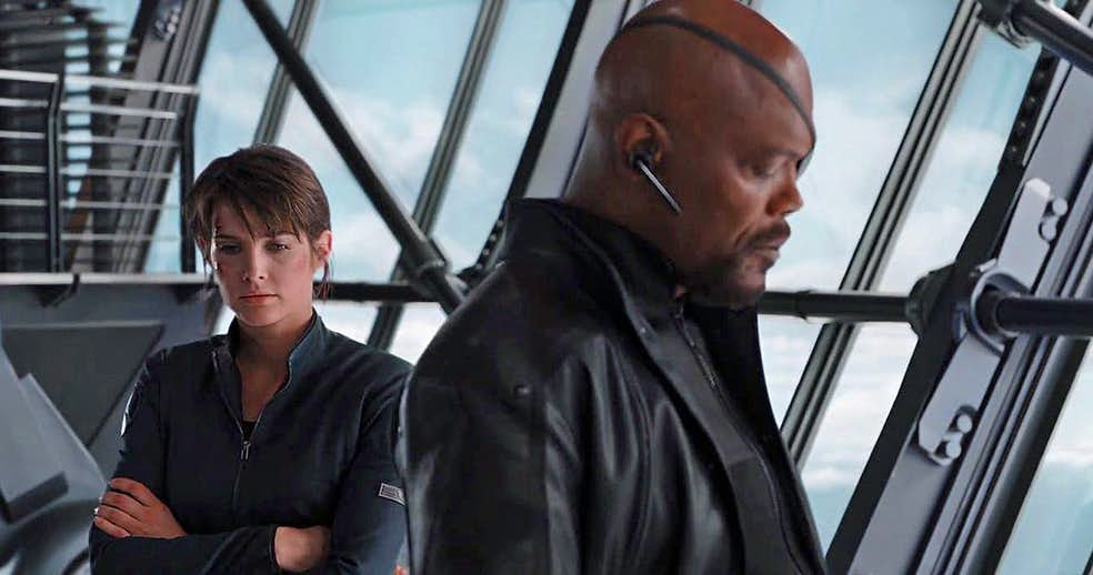 Maria-Hill-and-Nick-Fury