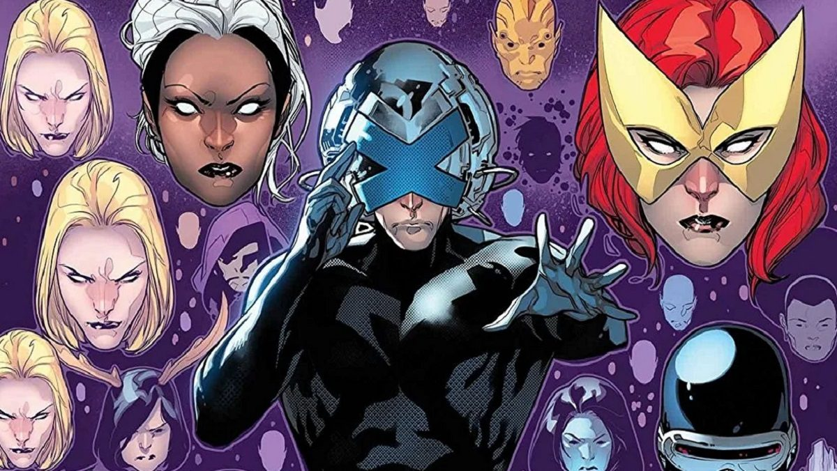 House of X 4 y su enigmtico final