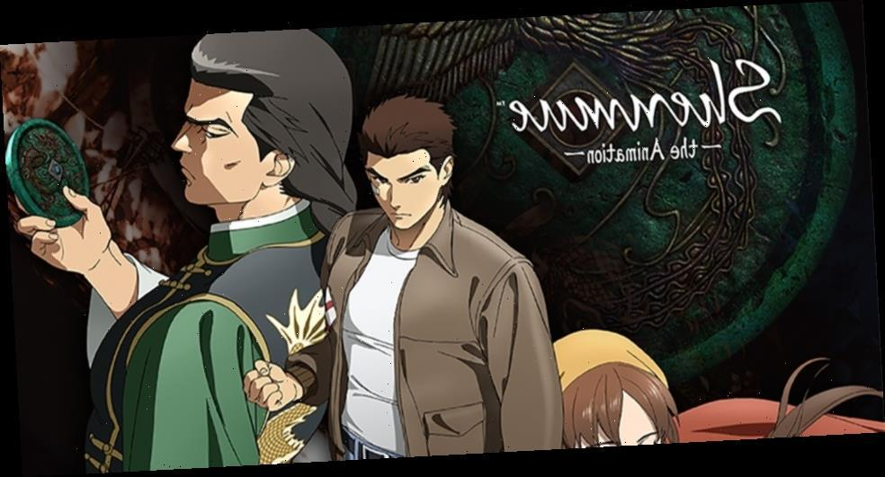 cnewshttpshypebeast.comimage202009TW-shenmue-crunchy-roll-adult-swim-telecom-animation-film-13-episode-series-news