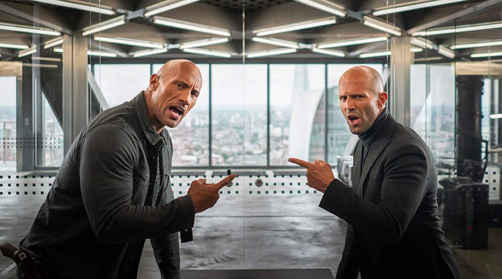 Hobbs and Shaww - Johnson y Statham