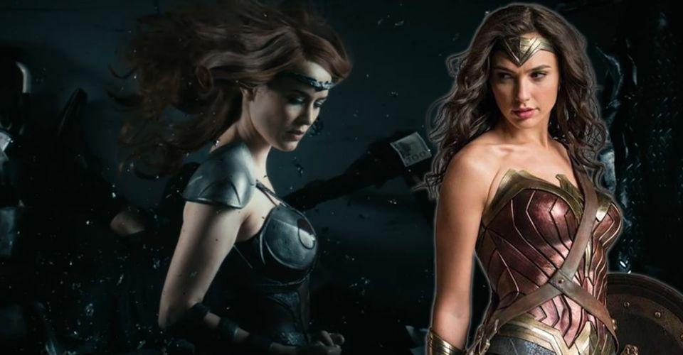 The-Boys-Queen-Maeve-versus-Justice-League-Wonder-Woman-Gal-Gadot