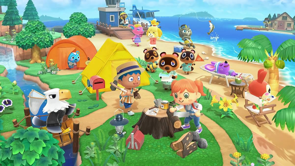 Animal Crossing, New Horizons