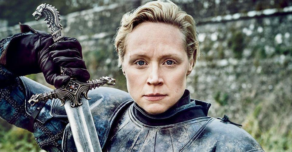 Game-Thrones-Gwendoline-Christie-Brienne
