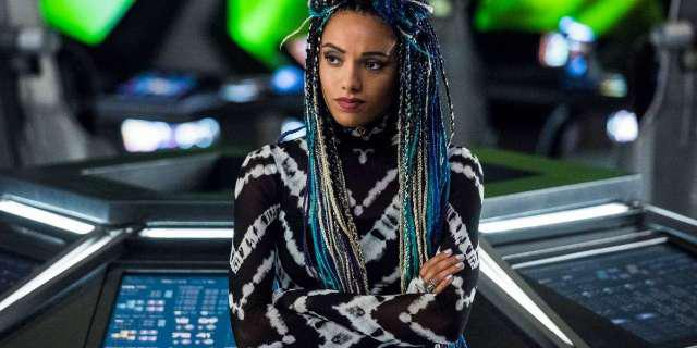 Maisie Richardson-Sellers de Legends of Tomorrow