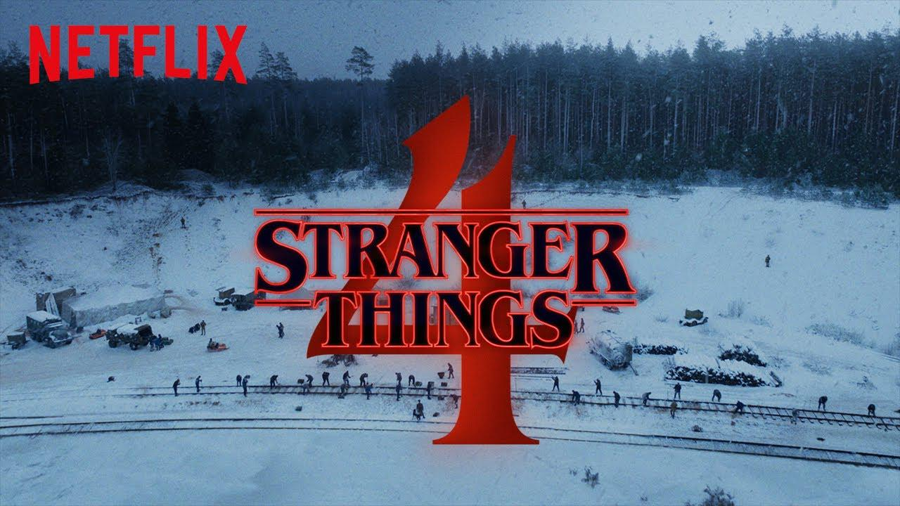 Stranger Things 4