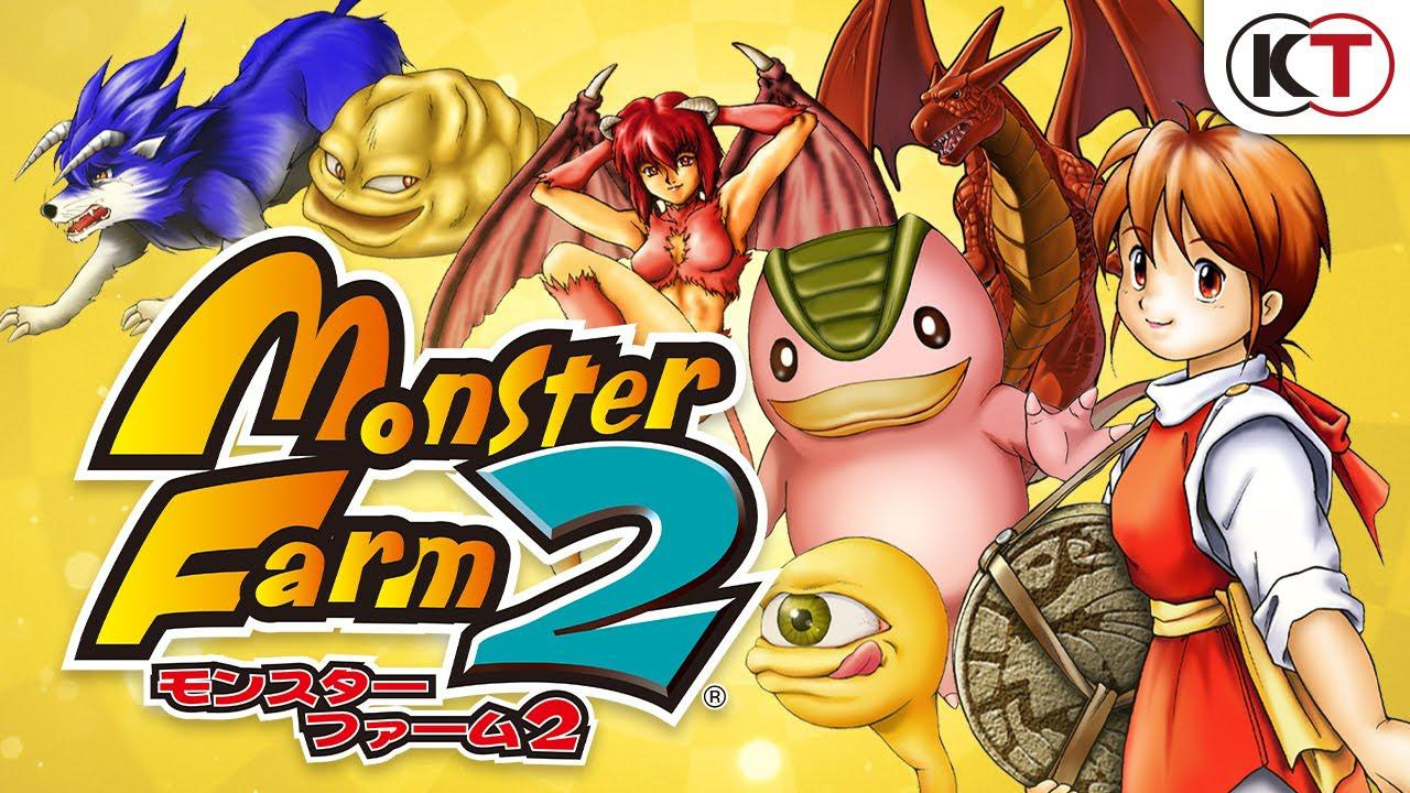 Monster rancher 2 switch