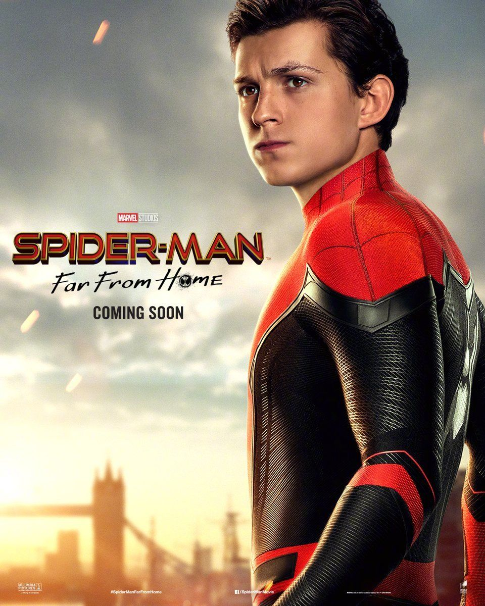 Resultado de imagen para spiderman far for home