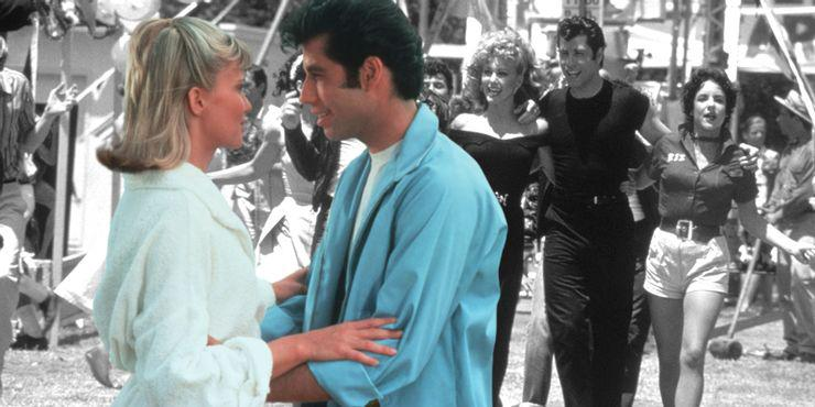 Grease-Movie-Danny-Sandy-