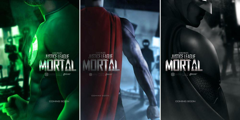 Justice-League-Mortal-Green-Lantern-Superman-and-Batman-Posters-By-BossLogic