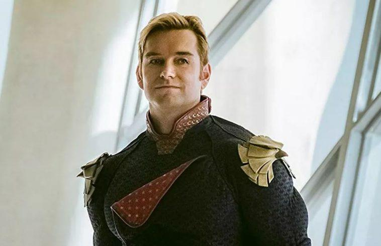 Antony Starr - Homelander - The Boys